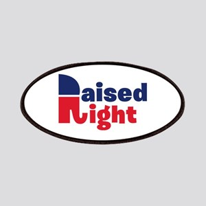 Raised Right Patches