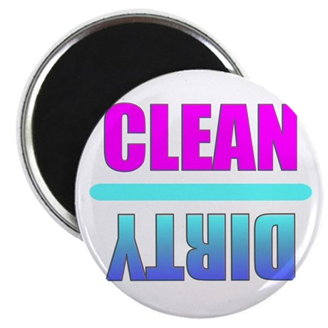 Clean & Dirty (Magnet)