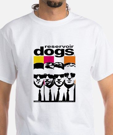 Reservoir Dogs DVD Cover Style T-Shirt