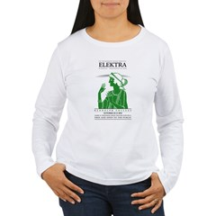 Greek Play 2008: ELEKTRA T-Shirt