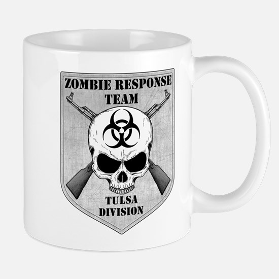 Zombie Response Team: Tulsa Division Mug