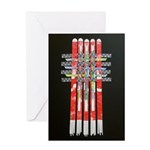 Woven Banner Greeting Cards