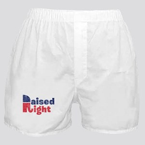 Raised Right 2 Boxer Shorts