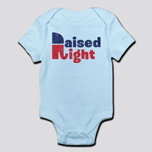 Raised Right 2 Infant Bodysuit