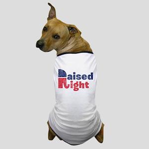 Raised Right 2 Dog T-Shirt