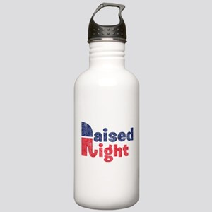 Raised Right 2 Stainless Water Bottle 1.0L