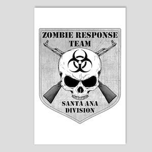 Zombie Response Team: Santa Ana Division Postcards