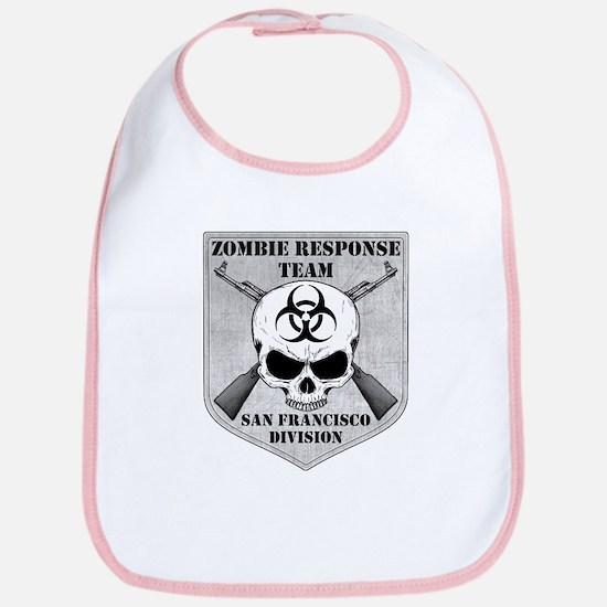 Zombie Response Team: San Francisco Division Bib