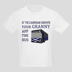 Aff The Bus Kids Light T-Shirt