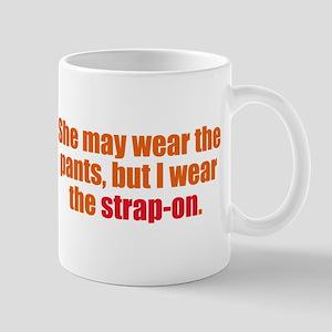 Strap-On Mug