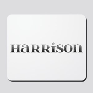 Harrison Carved Metal Mousepad