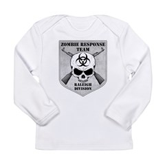 Zombie Response Team: Raleigh Division Long Sleeve