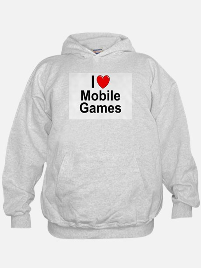 Mobile Games Hoodie