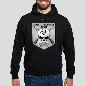 Zombie Response Team: Portland Division Hoodie (da