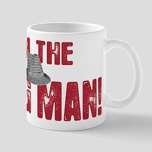 I'M THE BAG MAN Mug