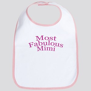 Most Fabulous Mimi Bib