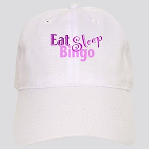 Eat Sleep Bingo Cap