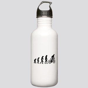 cycling evolution Stainless Water Bottle 1.0L