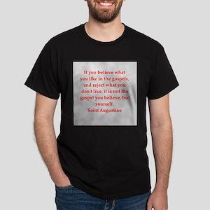 St Augustine Dark T-Shirt