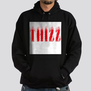 thizz-red Sweatshirt