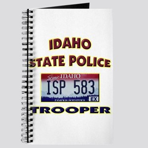 Idaho State Police Journal