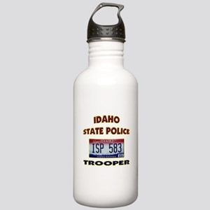 Idaho State Police Stainless Water Bottle 1.0L