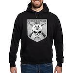 Zombie Response Team: Miami Division Hoodie (dark)