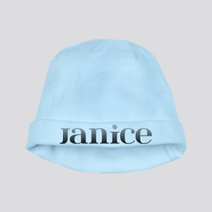 Janice Carved Metal baby hat