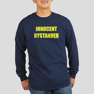 Innocent Long Sleeve Dark T-Shirt