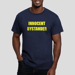 Innocent Men's Fitted T-Shirt (dark)