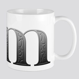 Jim Carved Metal Mug