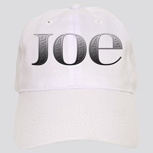 Joe Carved Metal Cap
