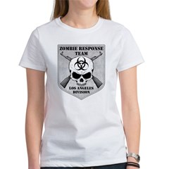 Zombie Response Team: Los Angeles Division Tee