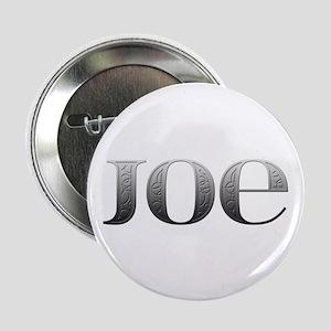 Joe Carved Metal Button