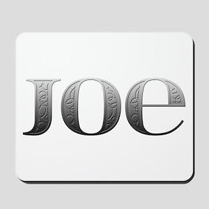 Joe Carved Metal Mousepad