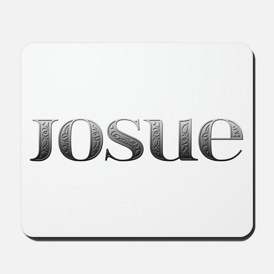 Josue Carved Metal Mousepad