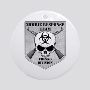 Zombie Response Team: Fresno Division Ornament (Ro