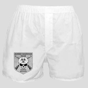 Zombie Response Team: Fresno Division Boxer Shorts