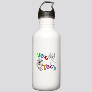 Veterinary Stainless Water Bottle 1.0L