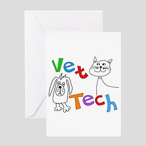 Veterinary Greeting Card