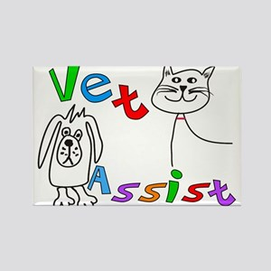 Veterinary Rectangle Magnet