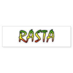 Rasta Sticker (Bumper)