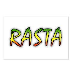Rasta Postcards (Package of 8)