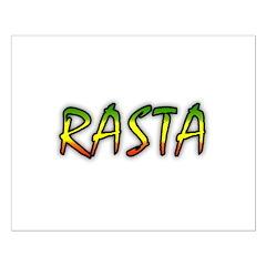 Rasta Small Poster
