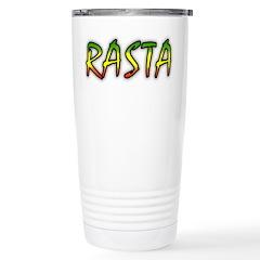 Rasta Stainless Steel Travel Mug