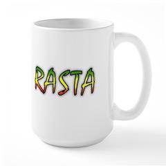Rasta Large Mug