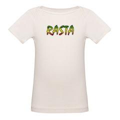 Rasta Organic Baby T-Shirt