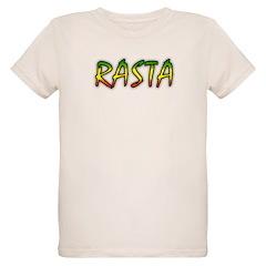 Rasta Organic Kids T-Shirt