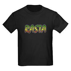 Rasta Kids Dark T-Shirt