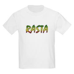 Rasta Kids Light T-Shirt